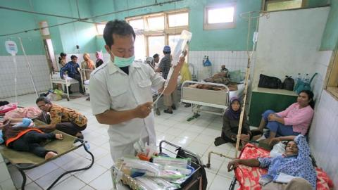 Hospital in Indonesia WBG photo